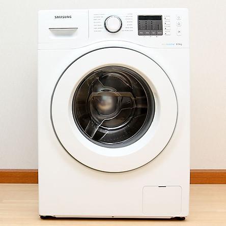 Máy Giặt Samsung 8 kg WW80H5290EW/SV - Hàng Chính Hãng