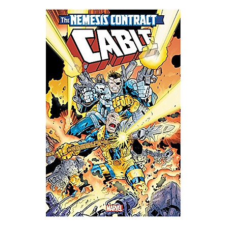 Marvel Comics: Cable: The Nemesis Contract