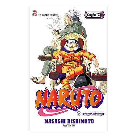 Naruto - Tập 14