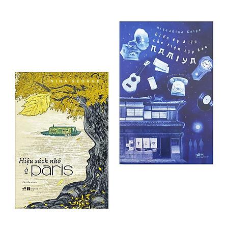 Combo Tiểu Thuyết Hay: Hiệu Sách Nhỏ Ở Paris + Điều Kỳ Diệu Của Tiệm Tạp Hóa NAMIYA (New York Times Bestseller)