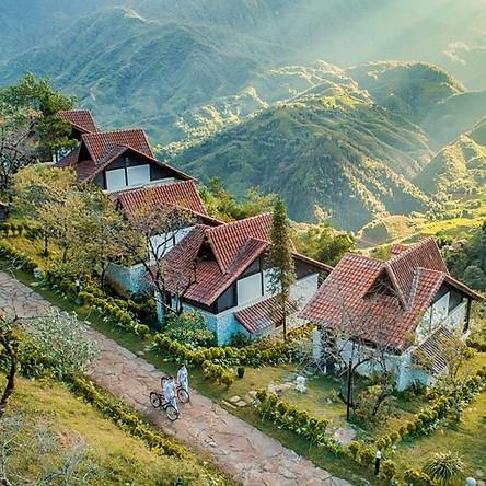 Sapa Jade Hill Resort & Spa 4* - Ngôi Làng Cổ Tích Giữa Núi Rừng Sapa, Gồm Buffet Sáng, Miễn Phí Vé Tham Quan Bản