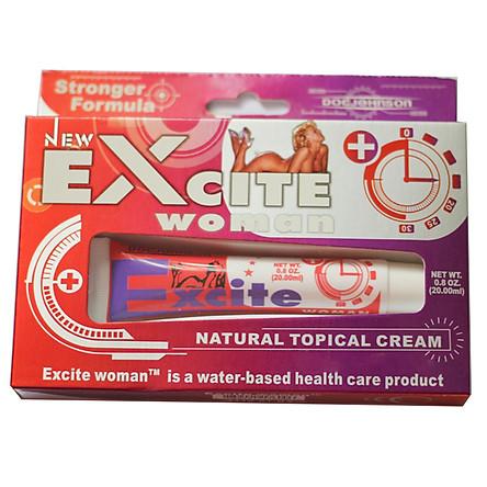 Gel bôi tăng khoái cảm cho nữ Excite woman