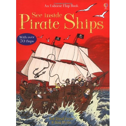 Usborne See Inside Pirate Ships