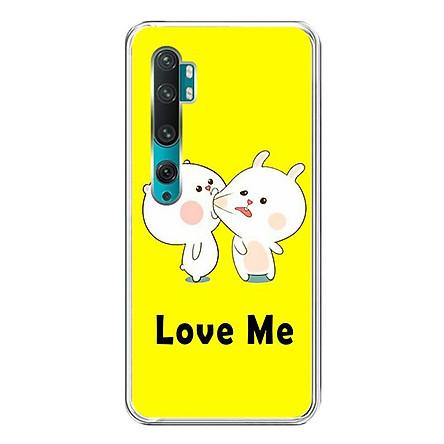 Ốp lưng dẻo cho điện thoại Xiaomi Mi Note 10 Pro -0018 LOVEME - Hàng Chính Hãng