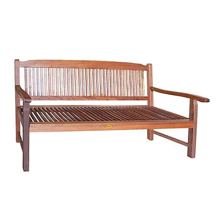 Ghế Băng Tikus Có Tay IBIE NC1023 (150 x 63 x 88 cm) - Nâu