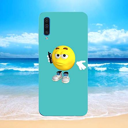 Ốp điện thoại dành cho máy Samsung Galaxy A8 Star / A9 Star - emojis nhiều cảm xúc MS EMGES049