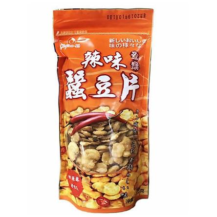 Đậu tằm cay chiên Chiao - E 200g (ăn chay)