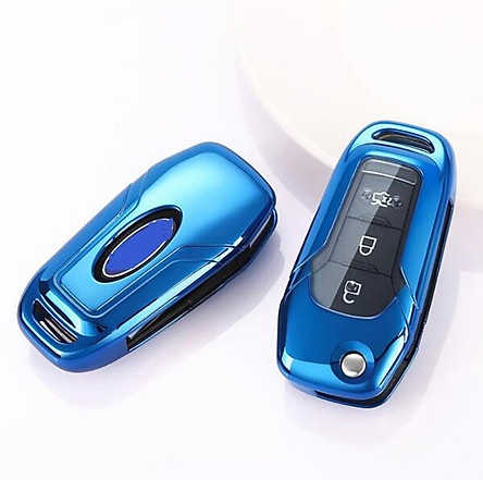 Folding Remote Key Case Shell for Ford Focus Kuga Ecosport MONDEO 3 Button Foldable Key Cover