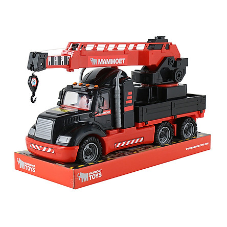 Xe cẩu đồ chơi MAMMOET – Polesie Toys