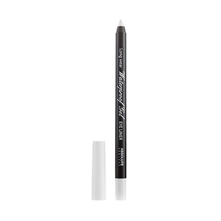 Gel Kẻ Mắt Absolute New York Waterproof Gel Eye Liner NFB91 - White (5g)