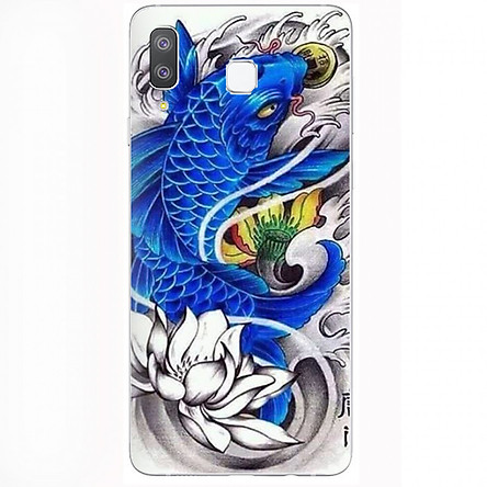 Ốp lưng cho điện thoại Samsung Galaxy A8 Star (A9 Star) - hình F110