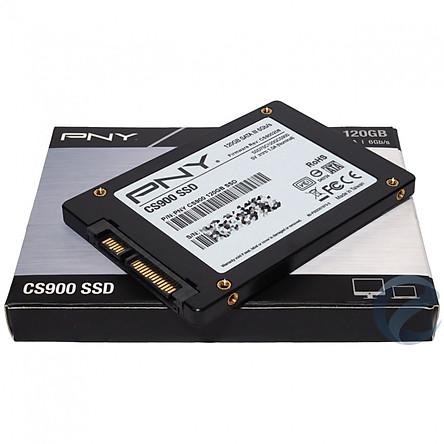 Ổ CỨNG SSD PNY CS900 120gb - Hàng Chính Hãng