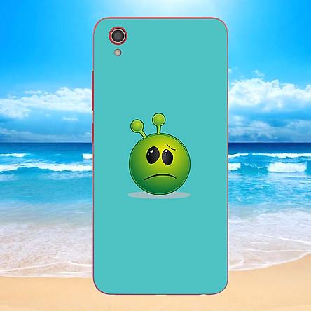Ốp điện thoại dành cho máy Vivo Y91C - emojis nhiều cảm xúc MS EMGES007