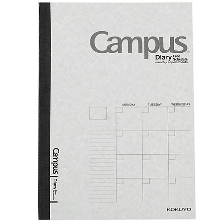 KOKUYO-CF103N Campus A5 Notebook ( 24 pages)