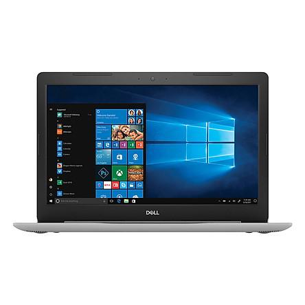 Laptop Dell Inspiron 5570 N5570B Core i7-8550U/Win 10 (15.6 inch) - Silver - Hàng Chính Hãng