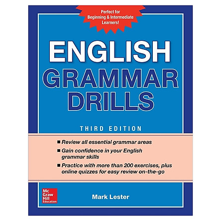 English Grammar Drills, Second Edition