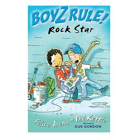 Boyz Rule: Rock Star
