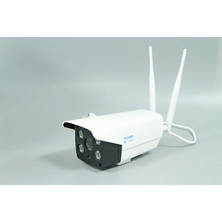 Camera wifi ngoài trời YOOSEE ZQ11A 2.0MP Full HD, 2 đèn led hồng ngoại, đàm thoại 2 chiều, cảnh báo chống trộm- hàng nhập khẩu