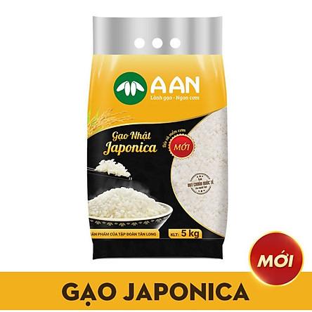 Gạo Nhật Japonica A An