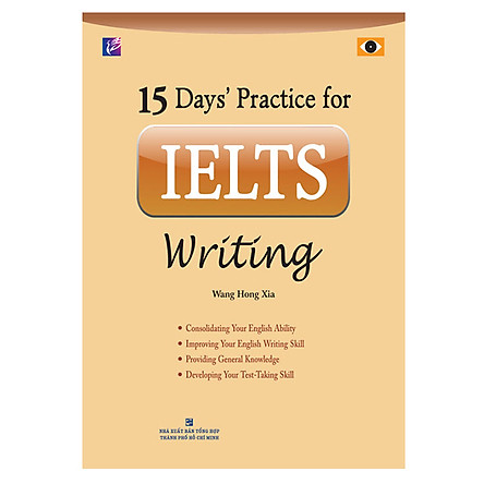 15 Days' Practice For IELTS Writing (Tái Bản)