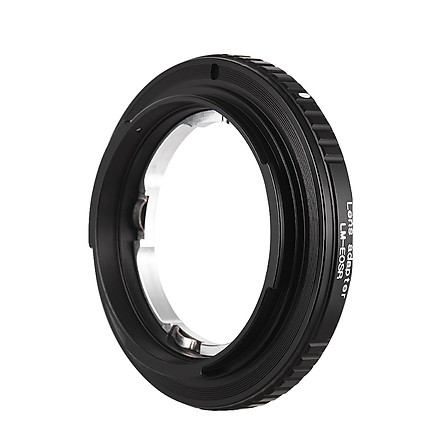 Lens Mount Adapter Ring Aluminum Alloy for  Leica LM Lens to Canon EOS R Mirrorless Camera LM-EOSR