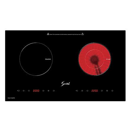 Bếp Điện Từ Hồng Ngoại Sevilla SV-289TS - Hàng Chính Hãng