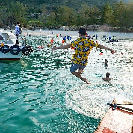 Tour Du lịch Bình Ba - Bình Hưng - Bình Tiên - Ninh Chữ 3 Ngày 3 Đêm - Thưởng thức Buffet - BBQ Hải sản