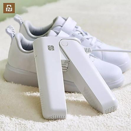 Xiaomi YouPin Khử trùng Ozone Máy làm nóng giày sấy điện Khử mùi điện Di động hộ gia đình Khử mùi nhiệt độ không đổi