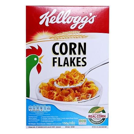 Ngũ Cốc Ăn Sáng Kellogg's Corn Flakes 150g