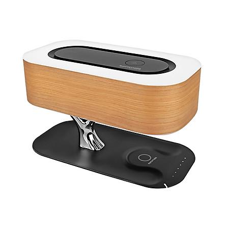 Loa Bluetooth Promate Bonsai-Qi.US Wireless Charging 5W - Hàng Chính Hãng