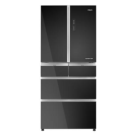 Tủ Lạnh Inverter Aqua AQR-IG686AM-GB (515L) - Hàng Chính Hãng