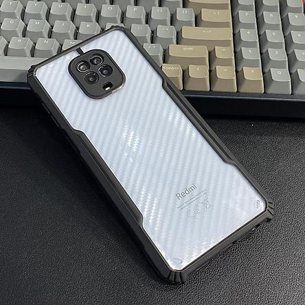Ốp lưng cho Xiaomi Redmi Note 9S Rzants Carbon - Hàng nhập khẩu