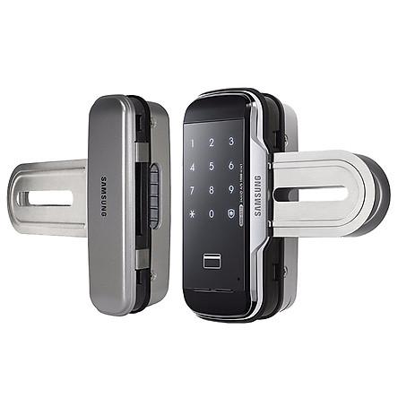 Kết quả hình ảnh cho khóa điện tử cửa kính  Samsung G510