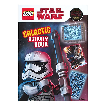 Lego Star Wars: Galactic Activity Book