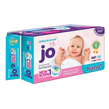 Miếng Lót jo Newborn 1 (56 Miếng)