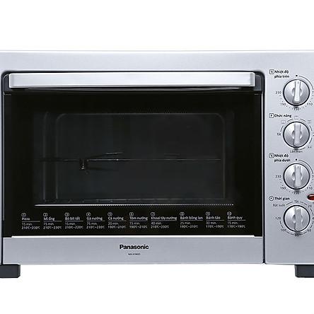 Lò nướng 2 thanh nhiệt Panasonic NB-H3800SRA - Hàng chính hãng