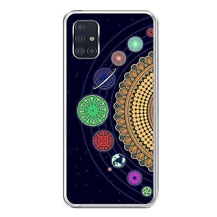 Ốp lưng dẻo cho điện thoại Samsung Galaxy A51 - 0142 GALAXY02 - Hàng Chính Hãng
