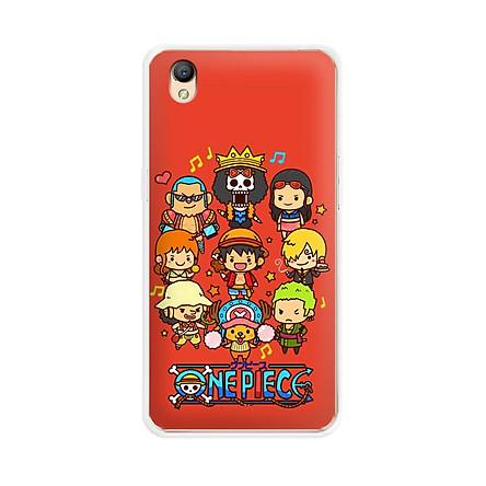 Ốp lưng điện thoại Oppo Neo 9 (A37)  - 01099 7849 DAOHAITAC03 - ONE PIECE - Silicone dẻo - Hàng Chính Hãng