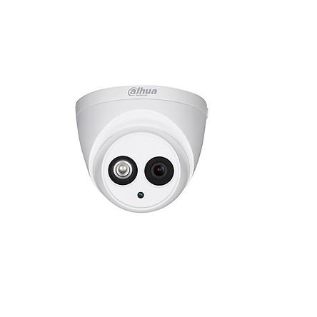 Camera HDCVI 2MP Dahua HAC-HDW1200EMP-A-S4 có sẵn micro - Hàng Chính Hãng