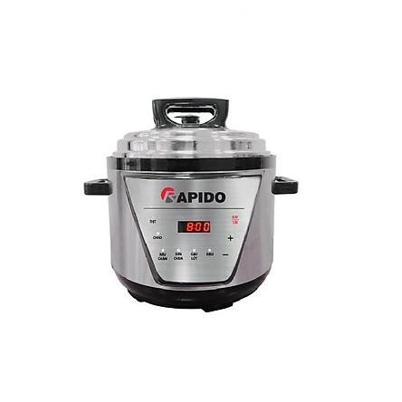 Nồi áp suất điện đa năng Rapido RPC900-D - Hàng chính hãng