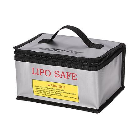 Túi Bảo Vệ Pin Lipo Chống Cháy Goolrc (22 x 16 x 12cm)