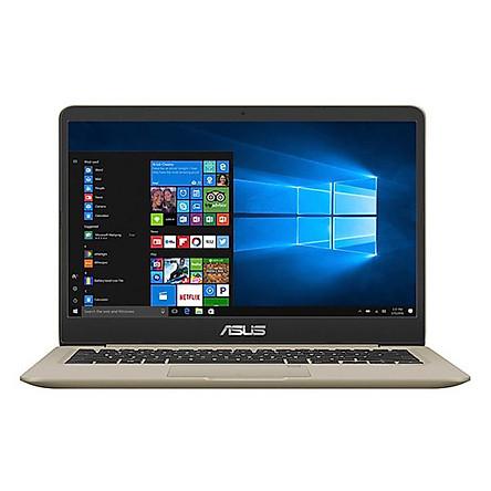 Laptop Asus Vivobook A411UA-EB688T Intel Core I3 8130U/Win 10  (14inch) - Hàng Chính Hãng