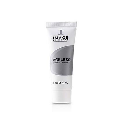Sữa Rửa Mặt Chống Lão Hóa Da Image Skincare Ageless Total Facial Cleanser 7.4g