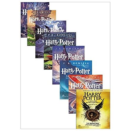 Combo Harry Potter (Bộ 8 Cuốn)