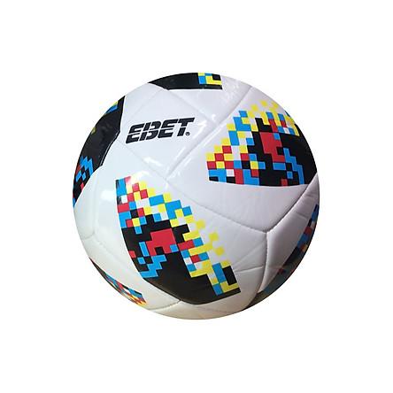 Quả bóng đá Động Lực Ebet Trẻ Em Size 5 (Giao màu ngẫu nhiên)