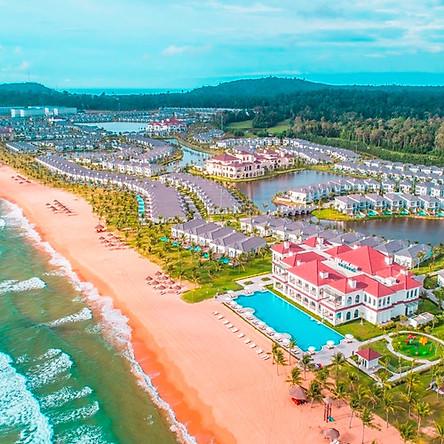 [Thu Tỏa Nắng] Vinpearl Discovery 3 Phú Quốc 5* - Villa Nghỉ Dưỡng, Buffet Sáng, Hồ Bơi, Bãi Biển Riêng
