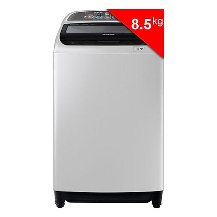 Máy Giặt Cửa Trên SamSung WA85J5711SG (8.5kg) - Xám - Hàng Chính Hãng