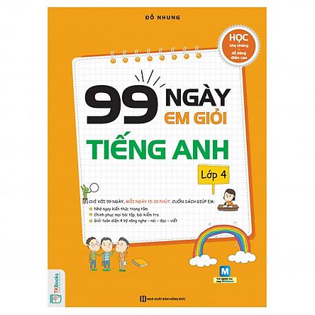 99 Ngày Em Giỏi Tiếng Anh Lớp 4