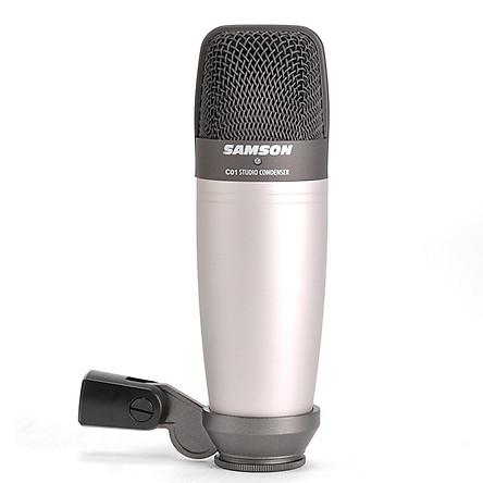 4. Micro thu âm Samson-C01
