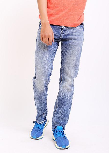 Quần Jeans Nam Ninomaxx NIRED-FE-M-DEB-LP-1609205 - Xanh Sáng
